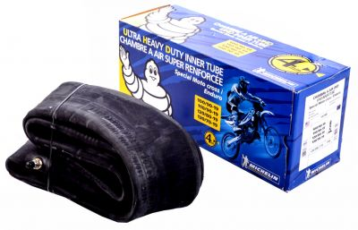 Dętka Michelin-CH 21 UHD TR4 80/100-21,90/90-21 OFF ROAD (GRUBOŚĆ 4MM)