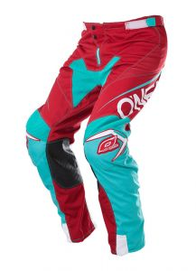 Spodnie enduro/motocross O'neal Mayhem LITE BLOCKER red/blue