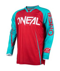 Bluza enduro O'neal Mayhem LITE BLOCKER red/blue