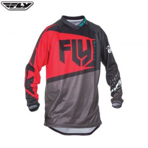 Bluza enduro cross FLY F16 model 2017 Czerwona