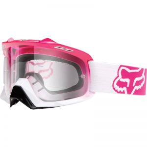 Damskie gogle mx FOX Air Space Hot Pink różowe