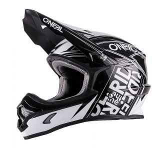 Kask DH O'neal Fury Fuel black/white