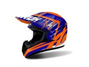 Kask AIROH Switch Startrack Blue Gloss