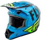 Kask Fly Racing Kinetic Burnish Czerwony