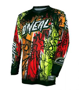 Bluza mx O'neal Element VANDAL neon