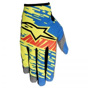 Alpinestars Rękawice  Braap Yellow