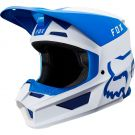 FOX V-1 MATA BLUE WHITE Niebieski