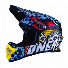 Kask DH MX O'neal Backflip Evo Wild Multi Youth