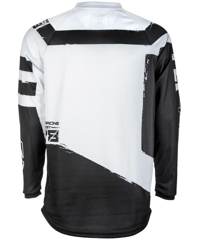 Komplety Cross Kompletny strój enduro Fly Racing F16 Biało Czarny ... 12113a7f5