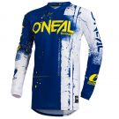 Bluza cross O'neal Shred Niebieska
