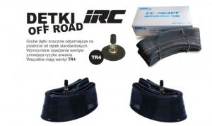 Dętka IRC Off-road 18' Heavy Duty