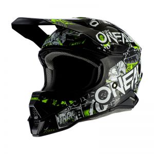 Kask MX O`Neal 3SRS Attack