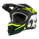 Kask O`Neal 3SRS STARDUST black/white/yellow