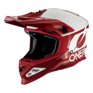 Kompozytowy kask O`Neal 8SRS 2T red