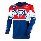 Jersey O'neal Element Warhawk Blue/Red