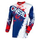 Jersey O'neal Element Impact blue/red