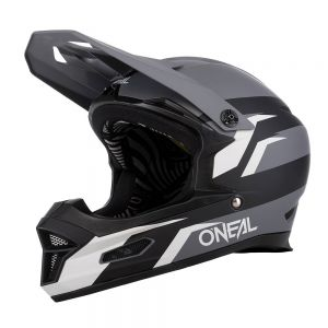 Rowerowy kask O'neal Fury STAGE black/gray