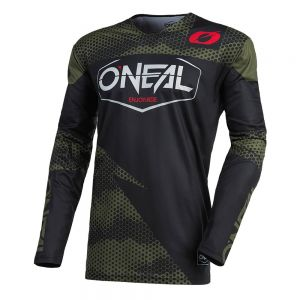 Jersey MTB O'neal Mayhem COVERT black/green
