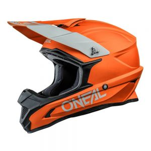Kask Enduro O`Neal  1 SRS SOLID orange